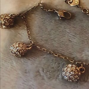 Authentic Swarovski Ball Bracelet
